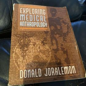 Exploring Medical Anthropology(1998一版一印)
