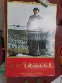 挂历:1994年 千秋伟业继往开来(13张全)