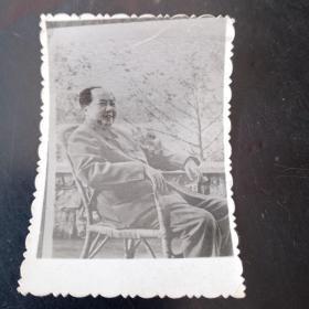 毛主席文革照片一张