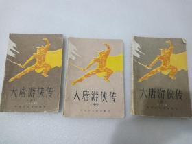 大唐游侠传