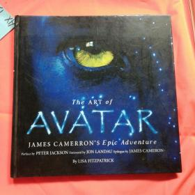 The Art of Avatar:James Cameron's Epic Adventure