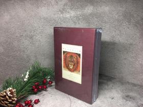 全新塑封绝版纳尼亚传奇60周年豪华金边封套版the chronicles of narnia 60th anniversary edition deluxe
