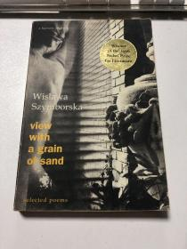 View with a Grain of Sand:Selected Poems