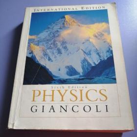 Physics:Principles with Applications(平裝,16開)書品請仔細見圖。