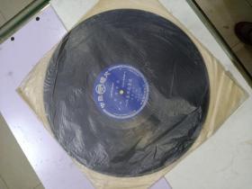 黑胶唱片  一江春水向东流 (配白纸套,有些划痕可退)