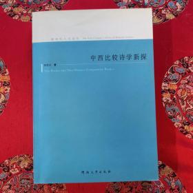 中西比较诗学新探