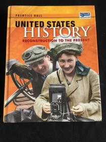 United States Hstory Reconstruction to the Present Student Edition 2008c