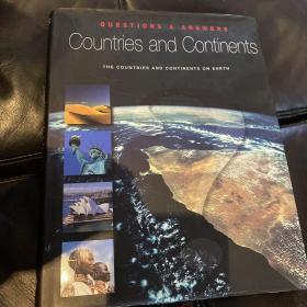 (孔网唯一)counties and continents(全铜彩印巨册,极具收藏价值)