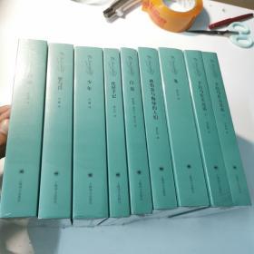 陀思妥耶夫斯基文集(平装,平装锁线,八种九册)
