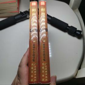 剑网尘丝(上下)两册合售