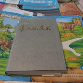 长江航道史 一版一印 有水印