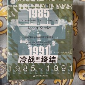 索恩丛书·冷战的终结:1985-1991 特装