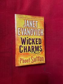 Wicked Charms: A Lizzy and Diesel Novel (邪恶的魅力:一部丽萃和迪塞尔的小说)
