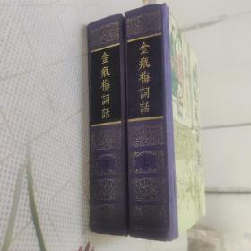 金瓶梅词话 上下全 精装1992年一版一印  馆藏