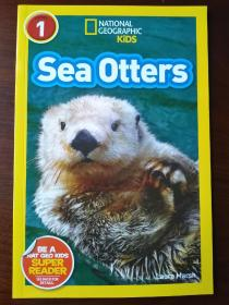 Sea Otters 【正版全新】
