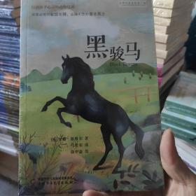 打动孩子心灵的动物经典——黑骏马