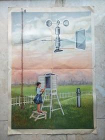 小气象站(小学科学常识教学图片)