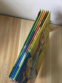 小猪威利系列绘本全六册:小威利敢游泳了,小威利做家务,小威利闹别扭,小威利会用小马桶,小威利总想争第一,小威利睡不着