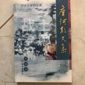 唐诃散文集:一位音乐家的足迹