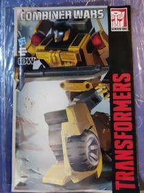 变形金刚:组合金刚之战 (Transformers: Combiner Wars、全英文、IDW)
