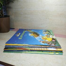 兔子帕西   9本合售  【儿童绘本】