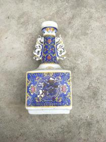 酒瓶( 老龙口。龙韵清风。)