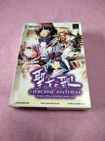 游戏光盘 圣戈之歌 (6CD+手册+回函卡)