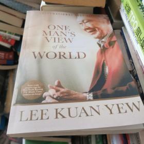 One man's view of the world 李光耀观天下(拍前联系,售出不退不换)