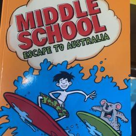 Middle school escape to Australia