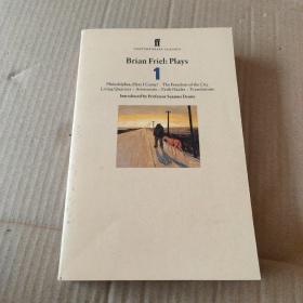 Brian Friel Plays 1 (Faber Contemporary Classics)
