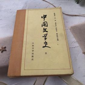 中国文学史三
