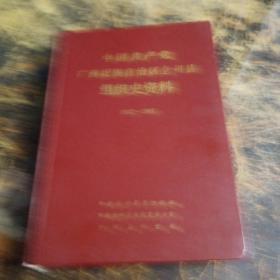 中国共产党广西壮族自治区全州县组织史资料(1937-1987)