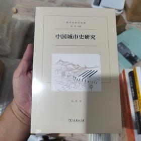中国城市史研究(城市史研究指南)