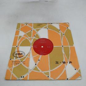 薄膜唱片     (电子琴与小乐队 )人生的旋律      1片装
