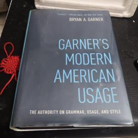 Garner's Modern American Usage:The Authority on Grammar, Usage, and Style