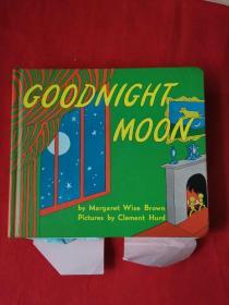 晚安月亮逃家小兔 英文版Goodnight Moon&The Runaway Bunny