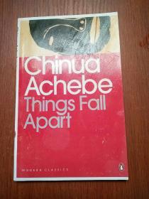 Things Fall Apart崩溃 英文原版