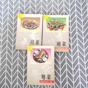 八大菜系丛书:湘菜、川菜、粤菜