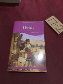 Heidi 海蒂(Wordsworth Classics) 9781853261251