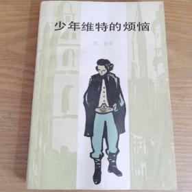 少年维特的烦恼 歌德 侯俊吉译 上海译文出版社