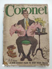 CORONET 1948年  英文原版