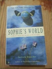 SOPHIE'S WORLD(苏菲的世界 英文版)