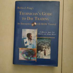 technician`s guide to day trading (技术人员日间交易指南)英文原版 介绍股票的 含CD