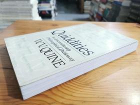 英文原版:Quiddities An Intermittently Philosophical Dictionary