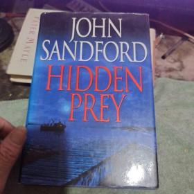 HIDDEN PREY (JOHN SANDFORD). (16开)