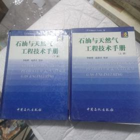 石油与天然气工程技术手册(上下