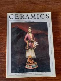 CERAMICS   FEBRUAY/MARCH 1986