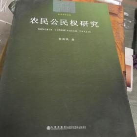 农民公民权研究