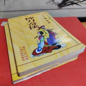 神奇刀侠(全两册)