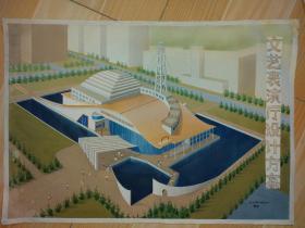 一代天骄文艺表演厅设计方案,著名建设师苗茁设计稿